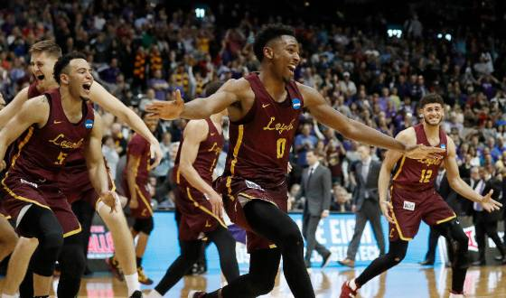 Loyola Chicago Uses Mighty Blow To Punch Ticket To The Final Four.