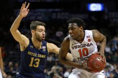 Notre Dame Completes Comback To Defeat Virginia Tech