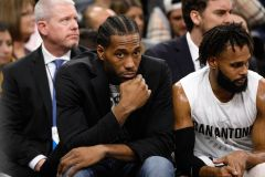 Leonard And Spurs Need A Resolution
