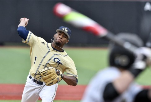 Curry Tabbed ACC Pitcher Of The Week
