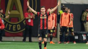 Miguel Almirón voted MLS Player of the Month presented by EA SPORTS