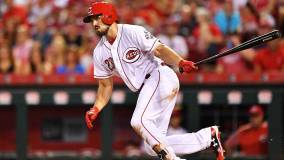 Braves Acquire OF Adam Duvall From Cincinnati