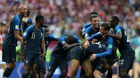 France Defeats Croatia 4-2 To Win 2018 World Cup
