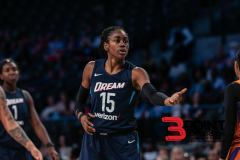 Tiffany Hayes Named Player Of The Week For Second Time This Season