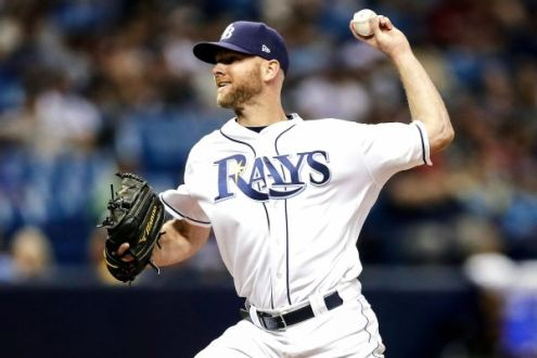 Braves Acquire LHP Jonny Venters From Tampa Bay
