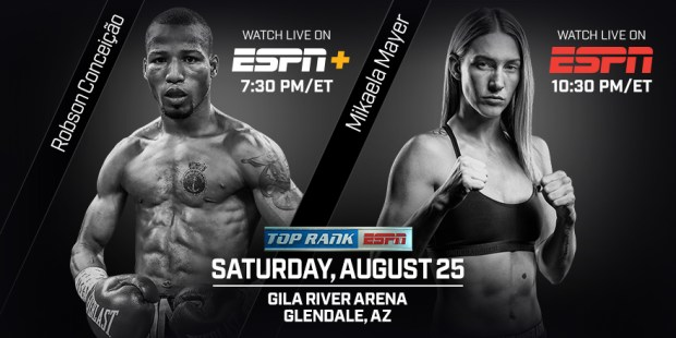 August 25: Mikaela Mayer Added to ESPN Telecast