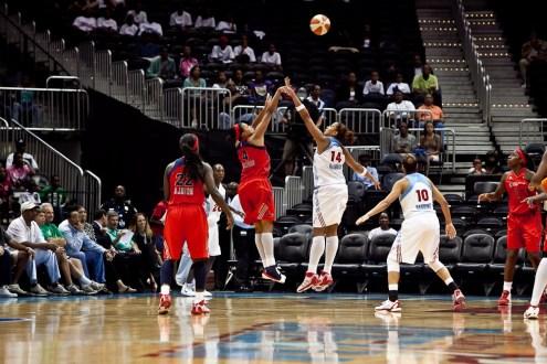 WNBA Semifinals Preview: Atlanta Dream Versus Washington Mystics