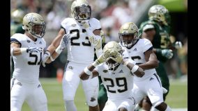 Georgia Tech Falls On The Road To South Florida