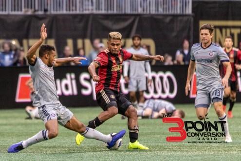 Atlanta United Clinches 2019 Scotiabank Concacaf Champions League Berth