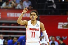 Young Hits First Game Winner To Lead Atlanta Over San Antonio