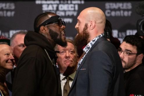 Tyson Fury vs Deontay Wilder Preview