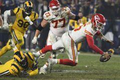 NFL Power Rankings Week Twelve-The One That Got Away