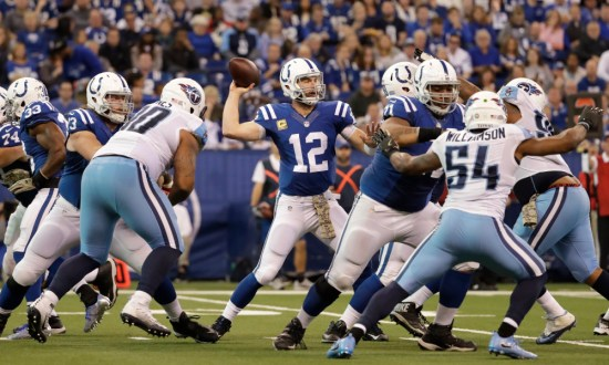 NFL Power Rankings Week Seventeen-What's The Scenario?