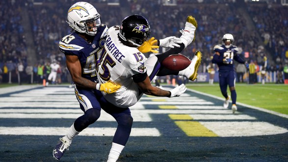 This Time It's For Real: Los Angeles Chargers vs. Baltimore Ravens Wild Card Preview