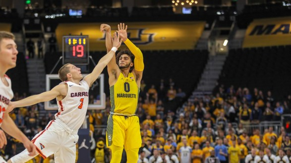 Markus Howard: The Greatest Golden Eagle To Ever Play At Marquette
