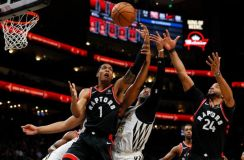 Hawks Squandered Big First Half Lead To Raptors In Lopsided Loss