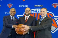 New York Knicks: Finally, A Competent Front Office