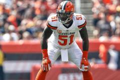 Jamie Collins Sr. Released By The Cleveland Browns