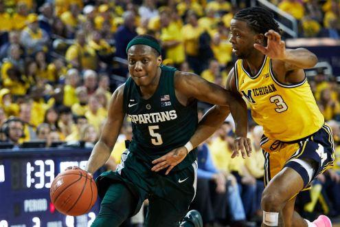 Big Ten Tournament: East Lansing or Ann Arbor?