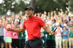 Tiger Woods- The Master Reloaded