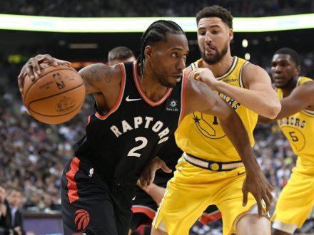 Chess Match Begins- Golden State Warriors vs. Toronto Raptors NBA Finals Preview