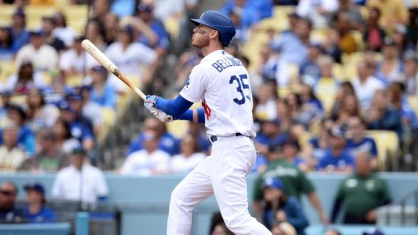 Cody Bellinger and the All-April Team For Major League Baseball