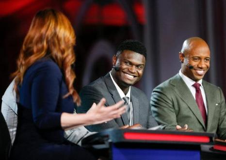 The NBA Draft- Take It From The Top