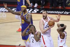 Who's In Control- Toronto Raptors vs. Golden State Warriors Game 3 Preview