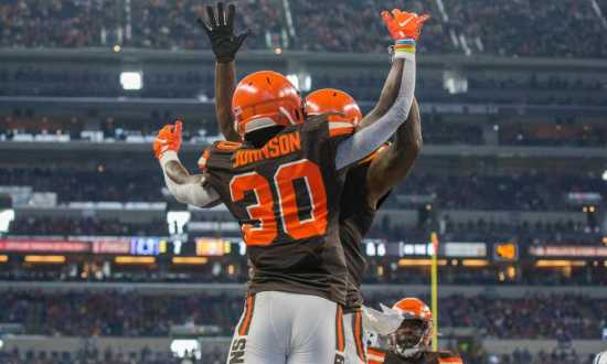 Eye On The Browns: D'Ernest Johnson Looks To Make An Earnest Living In Cleveland