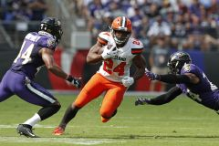 Eye On The Browns: Ground And Pound