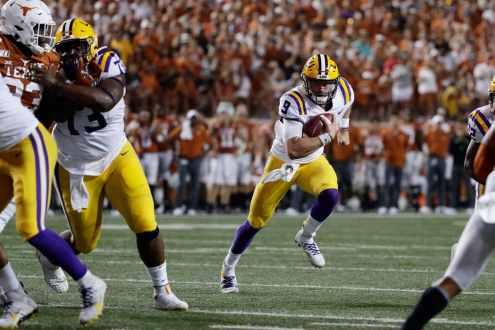2019 College Football Top Ten (Week 2): Back To Basics