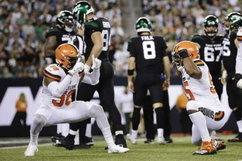 Eye On The Browns: Myles Garrett Lays Waste To The New York Jets