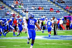 Georgia State Football – Focused Energy