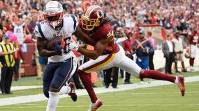 Redskins Can't Get Right Against The Patriots