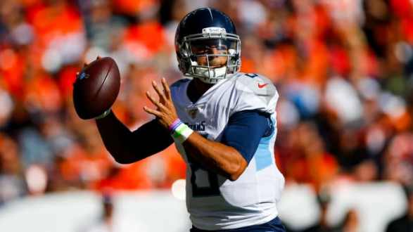 Tennessee Titans QB Issues Deeper Than Coaching Staff And Players