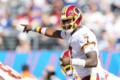 Redskins' Dwayne Haskins Era Starts Now