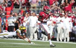 Jeudy Shines As Alabama Wins Citrus Bowl Over Michigan