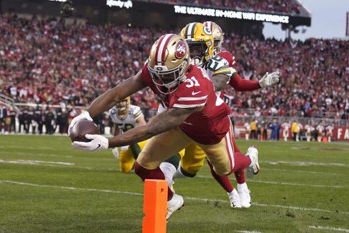 The San Francisco 49ers- A Run, Run Option