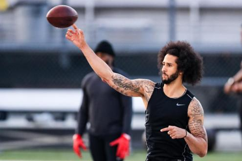 Six For Seven: Six Teams Who Should Consider Colin Kaepernick