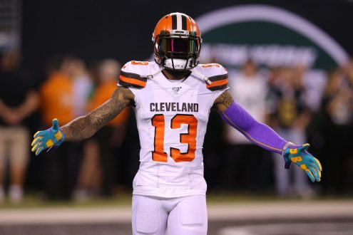 Cleveland Browns Dawgie Bag: Why Won't They Trade Odell Beckham Jr.?