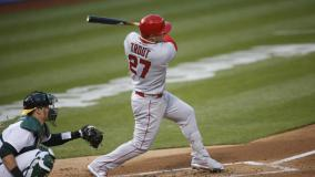 Mike Trout And The MLB's All-August Team