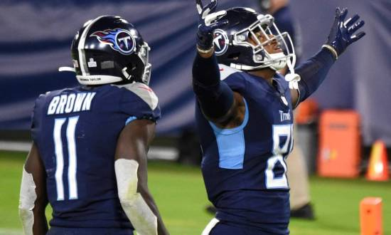 The Tennessee Titans Have Found Balance