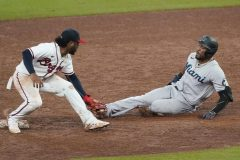 Marlins Looking To Brave Atlanta's Onslaught –  Atlanta Braves vs. Miami Marlins NLDS Preview