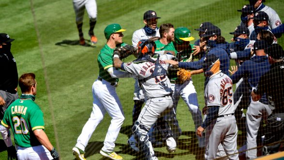 A Series Of Astro-nomical Proportions – Oakland Athletics vs. Houston Astros ALDS Preview