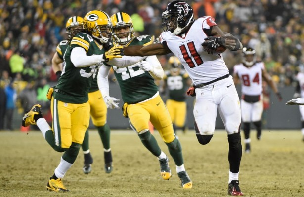 Packers vs. Falcons