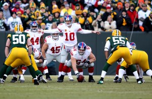 Packers vs Giants