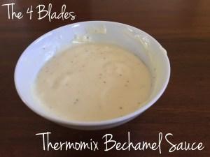Thermomix Béchamel Sauce