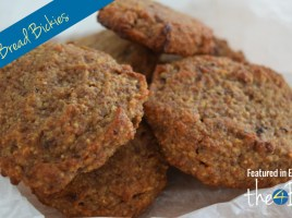 Thermomix Banana Bread Biscuit Recipe