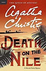 """Death on the Nile cover -- a fan favorite for the """"set on a form of transportation"""" prompt"""
