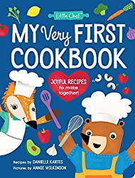 My Very First Cookbook Cover